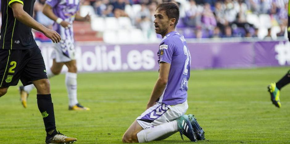 El Real Valladolid cosecha en Albacete su tercera derrota consecutiva