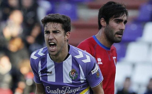 El Osasuna-Real Valladolid, la noche de Reyes a las 21:00 horas