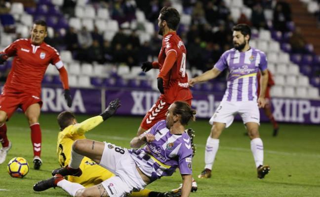 «En Segunda no hay ningún equipo flojito; todos los partidos son difíciles», reivindica Masip