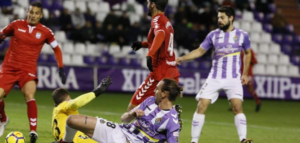 «En Segunda no hay ningún equipo flojito; todos los partidos son difíciles» reivindica Masip
