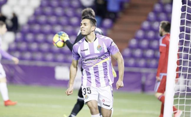 El Real Valladolid se lleva los tres puntos (3-2)