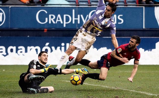 El Real Valladolid, obligado a mejorar la primera vuelta si quiere 'play off'