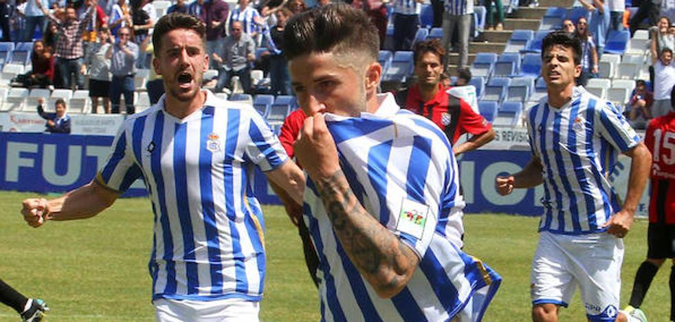 El extremo Antonio Domínguez llega al Real Valladolid B