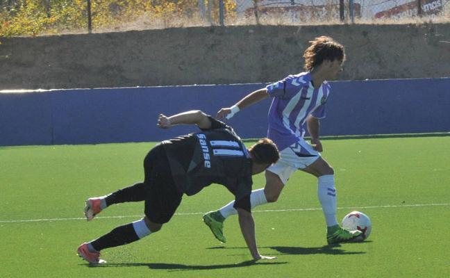 De la Fuente y Apa, del Promesas, convocados con la selección española Sub-19