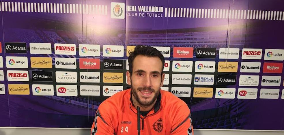 Kiko Olivas: «La idea de juego del entrenador es buena»
