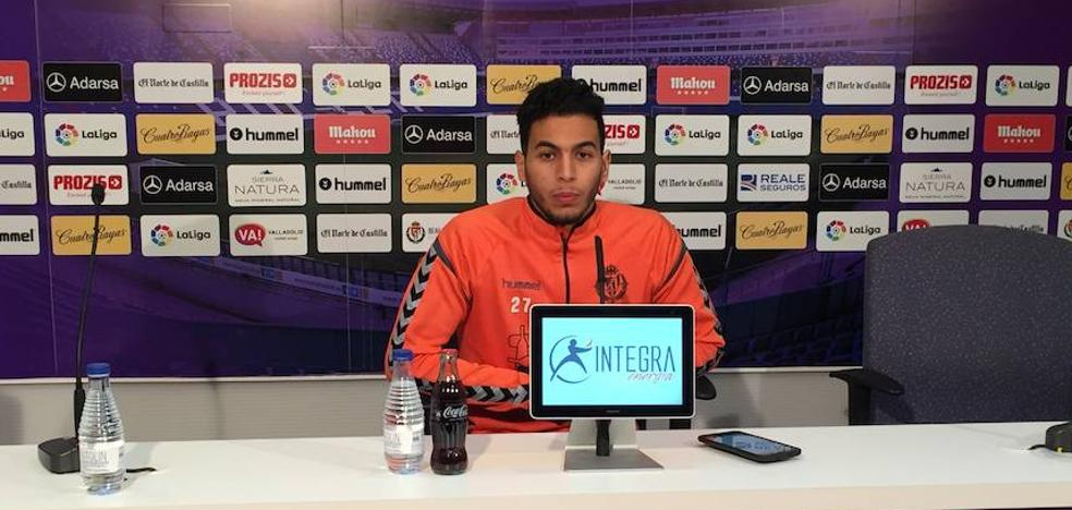 Anuar: «Renunciaría a ser titular con tal de que el equipo ganara»