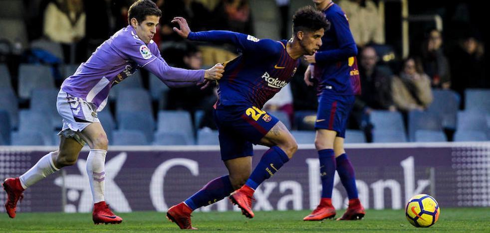 El Real Valladolid se coloca a cuatro puntos del 'play off'