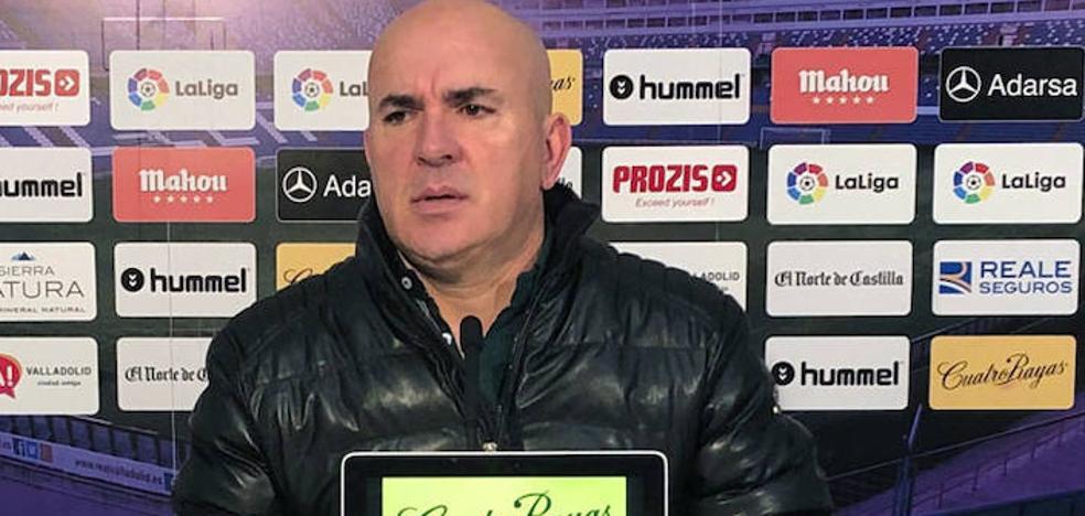 «Ganar al Sevilla Atlético nos metería en el grupo bueno» afirma Sampedro