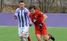El Real Valladolid Juvenil remonta al Santa Marta en la segunda mitad