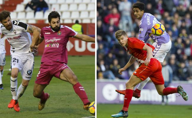 el Real Valladolid jugará en Tenerife sin Mata, ¿Quién le sustituirá?