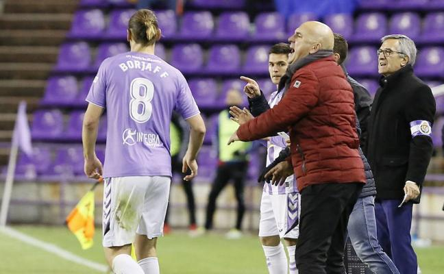 Cinco futbolistas titulares podrían perderse el Granada-Real Valladolid