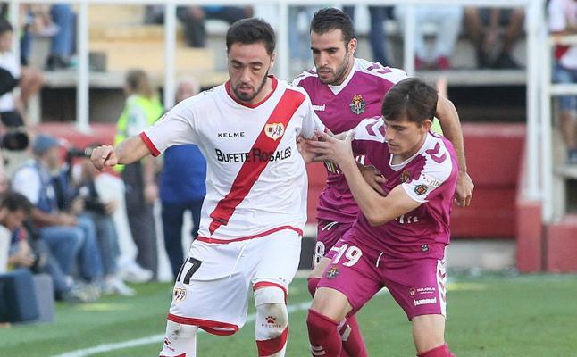 El Real Valladolid-Rayo Vallecano, el 4 de marzo a las 18:00 horas