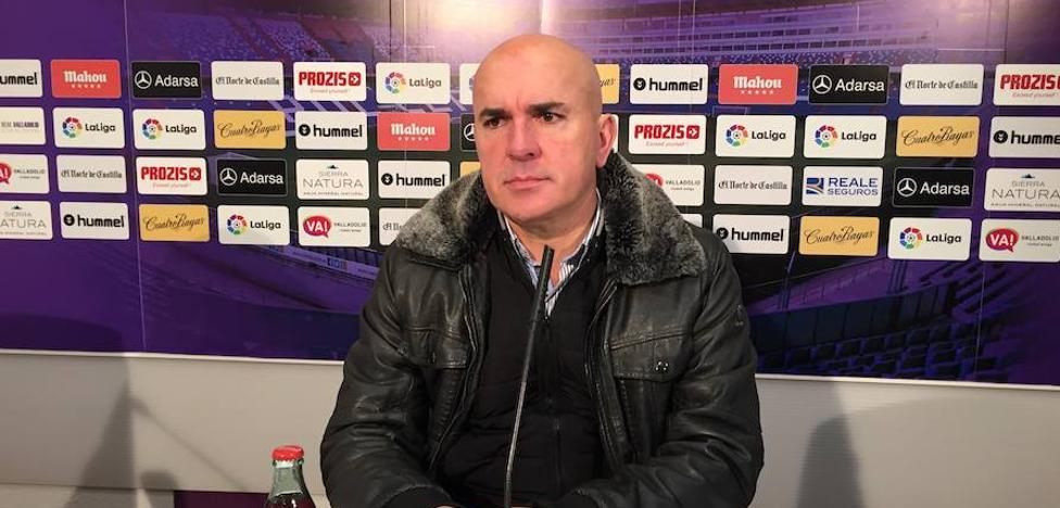 Anuar o Cotán harán de Borja en el Granada-Real Valladolid