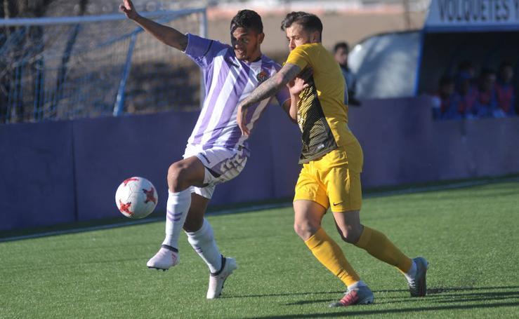Real Valladolid B 0-0 Ponferradina