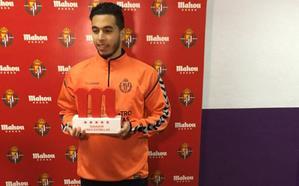Anuar apela al trabajo para que el Real Valladolid derrote al Huesca