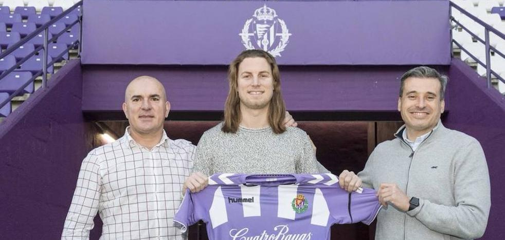 Lukas Rotpuller refuerza la defensa del Real Valladolid