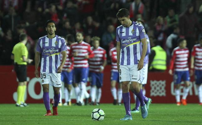 El Real Valladolid viaja a Córdoba sin Mata ni Anuar
