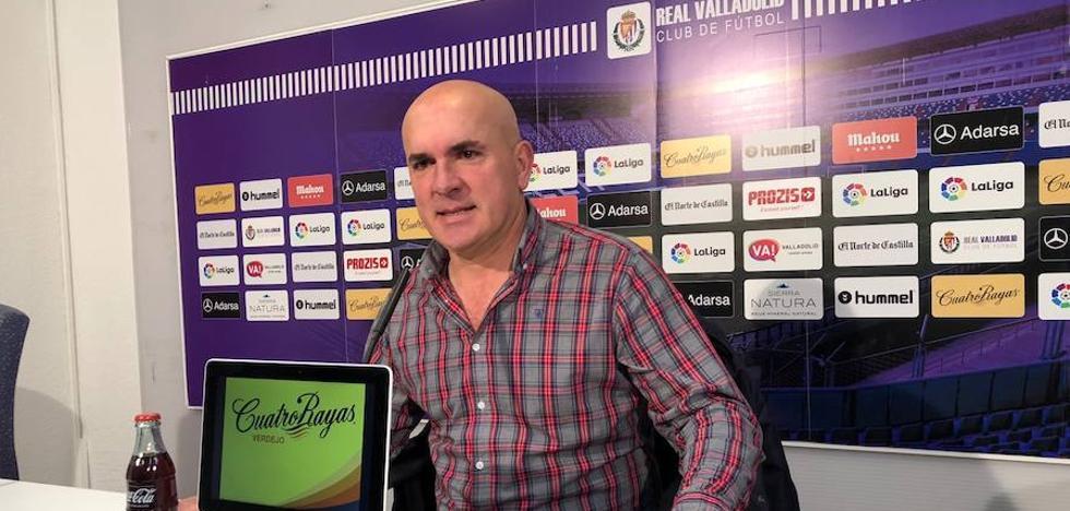 Sampedro: «En noviembre me quieren renovar por dos años y un mes después no quieren dejarme acabar la temporada»