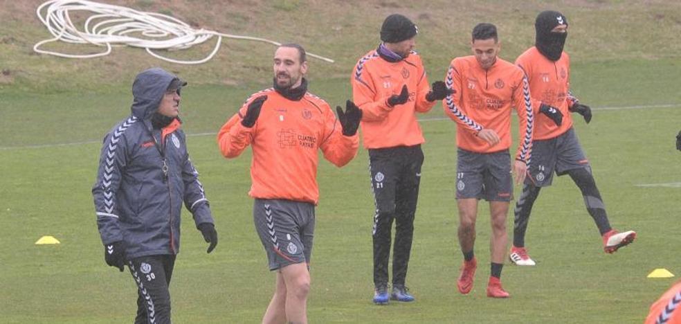 Sampedro sigue mojándose por el Real Valladolid en los Anexos