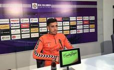 Borja Herrera sobre Sampedro: «Le veo ilusionado por ganar el próximo partido»