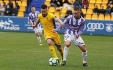 El Real Valladolid no pasa del 0-0 en Alcorcón
