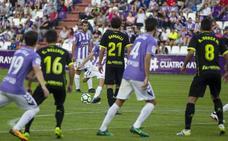 El Real Valladolid, sin margen de error en Alcorcón