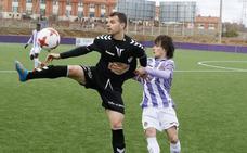 Un gran Real Valladolid B arrolla al Talavera y se asoma a la salvación