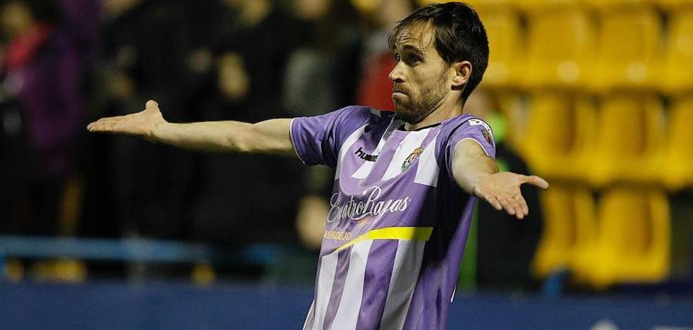 El Real Valladolid no gana tres partidos seguidos desde hace tres años