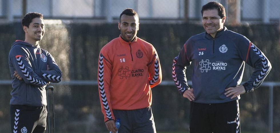 Al-Mousa entra en la lista de veinte convocados para el Real Valladolid-Almería