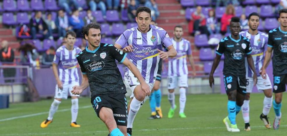 El Pucela busca en Lugo una victoria inédita