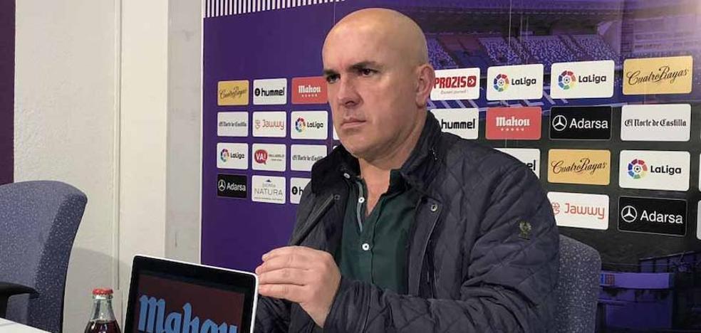 «Pienso en Míchel y en Toni y en más jugadores», afirma Sampedro sobre el partido de Lugo