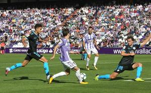 El Real Valladolid, obligado a demostrar en Lugo que es un equipo de 'play off'