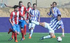 El Navalcarnero, otro equipo puntero que cae en los Anexos ante el Real Valladolid B