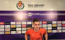 Toni Martínez sobre su gol anulado en Lugo: «El árbitro dice que hay un empujón, pero que no sabe de quién»