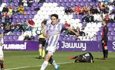 El Real Valladolid se impone al Reus gracias a un gol de Mata