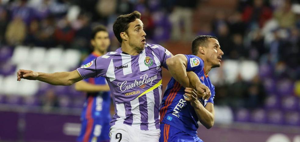 Cabreo generalizado en la afición del Real Valladolid por el horario del partido ante el Oviedo