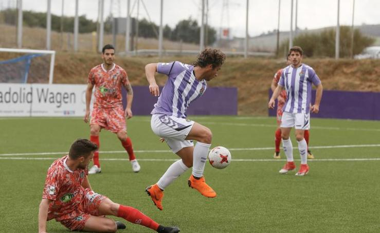 Real Valladolid B 1 - 0 Guijuelo
