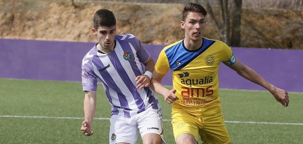 El Real Valladolid de División de Honor Juvenil se gradúa con honores