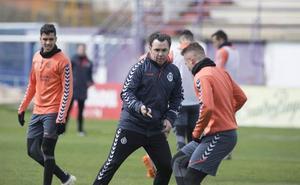 Sergio González: «No voy a dar pistas al Sporting sobre el juego del equipo el domingo»