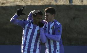El Valladolid B continúa con su racha de partidos sin perder