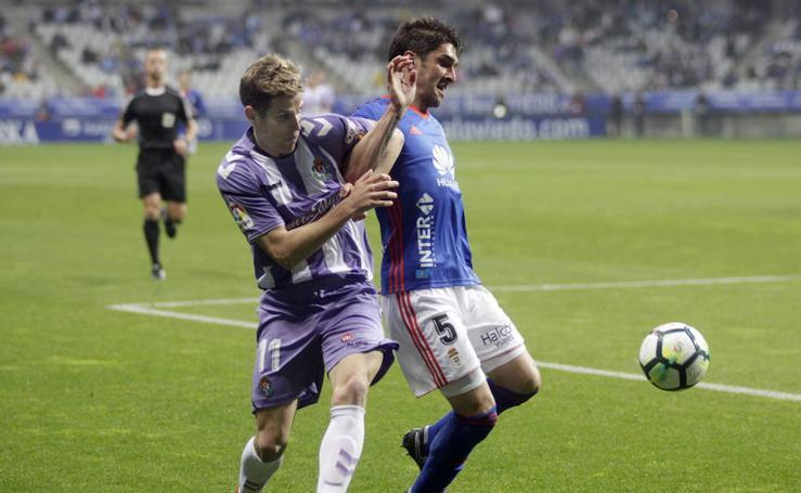Real Oviedo, 1 - Real Valladolid, 2