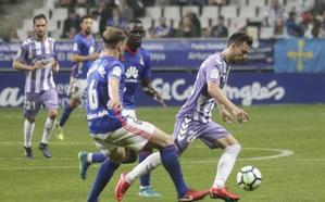 El Real Valladolid se lleva la victoria en Oviedo
