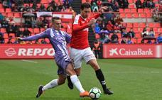 El Real Valladolid recupera efectivos para recibir al Cádiz