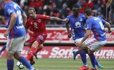 El Real Valladolid se enfrentará el sábado a un Numancia en plena racha