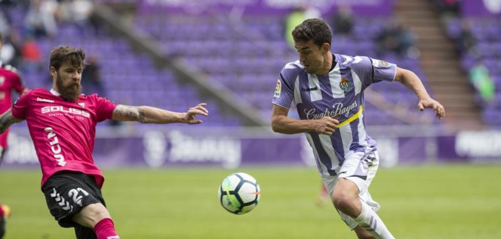 El Real Valladolid camina hacia el 'play-off'