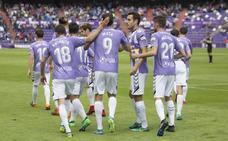 El Real Valladolid encara por quinta vez un final de liga con posibilidades de 'play-off'