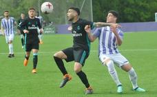 El Castilla vence al Real Valladolid B en el último encuentro de la temporada