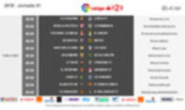 El Real Valladolid visitará al Real Zaragoza el domingo 27 de mayo en horario unificado