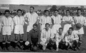 Juan Acedo, el goleador olvidado del Real Valladolid