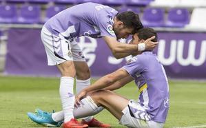 El Real Valladolid podría clasificarse para el 'play-off' si gana en Zaragoza: estas son las cuentas
